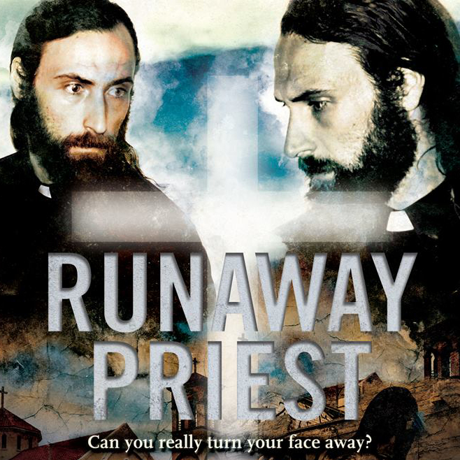 Poster for the Runaway Priest musical