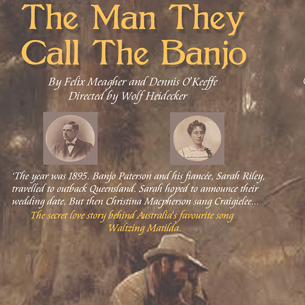 Poster for The Man they call Banjo